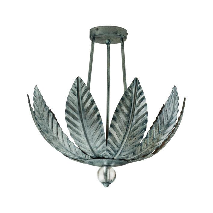 villaverde-london-palma-small-metal-ceiling-light-square